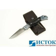 Складной нож из булатной стали A300
