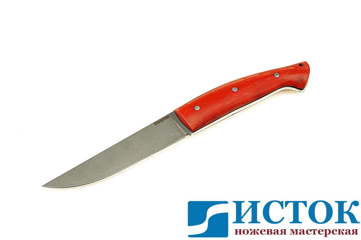 Нож Удобный из стали Uddeholm Sleipner A302