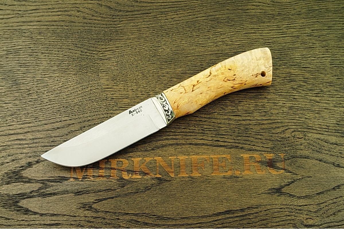 Нож Сварог сталь Bohler K340 А013