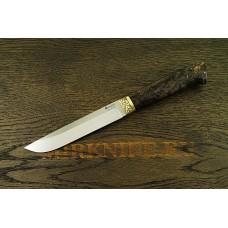 Нож Фемида 2 сталь Bohler K110 А022