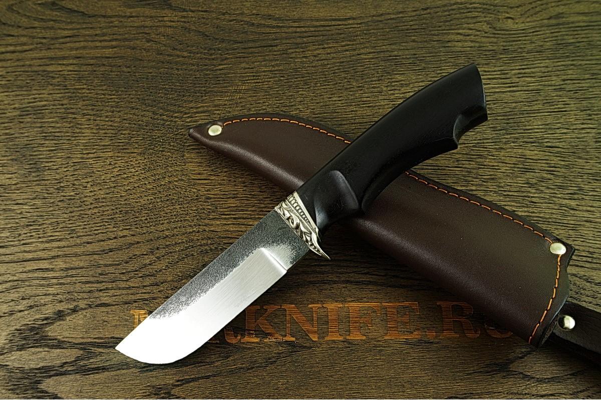 Нож Сварог сталь 110х18 А034