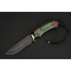 Нож  Зевс из булатной стали A263