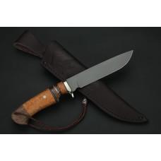 Нож Фортуна из булатной стали A269