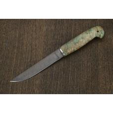 Нож Лесник из дамасской стали A283