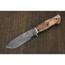 Нож Корсар из дамасской  стали A289