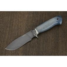 Нож Барсук из булатной стали A291