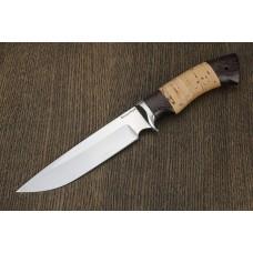 Нож Фортуна выполнен из кованной стали 95х18 A294