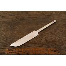 Клинок для ножа из стали D2 N10