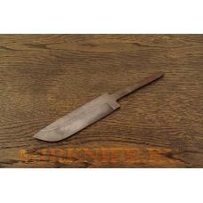Клинок для ножа из дамасской стали N2