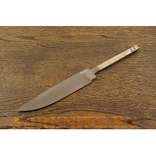 Клинок для ножа из булатной стали N26