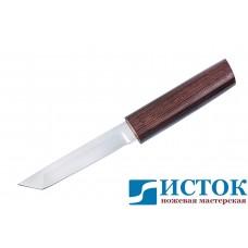 Нож Самурай 2 из Х12МФ в деревянных ножнах из венге A160