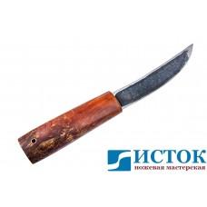 Якутский нож из кованой Х12МФ A165