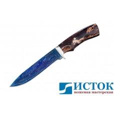Нож Адмирал из ламинированной стали A198
