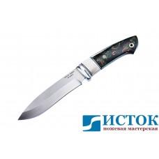 Нож Нептун из порошковой стали ELMAX A211