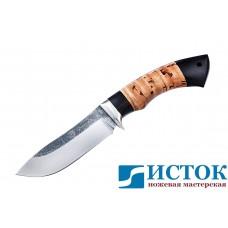 Нож Перун из кованой стали 110Х18 A219