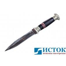 Нож Кинжал  из ламинированной стали A229