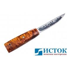 Нож Якут из кованой 9ХС A231