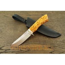 Нож Перун из кованой стали Р12М  A100