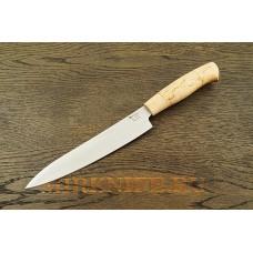 Нож Кухонный из порошковой стали Bohler M390  A102