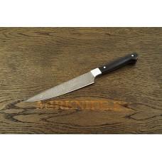 Нож Кухонный большой из дамасской стали A116