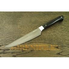 Нож Кухонный большой из булатной стали A117