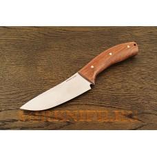 Цельнометаллический Нож Горбатый из кованой стали х12мф A132
