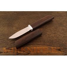 Нож Корсар из кованой стали 95Х18 в деревянных ножнах A139