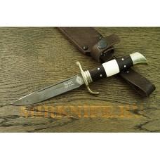 Нож Финка НКВД из булатной стали  A062