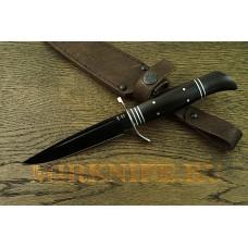 Нож Финка НКВД из кованой стали  У-10  A070