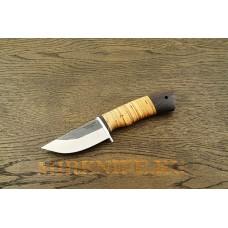 Нож Разделочный  из кованой стали 110х18 A074