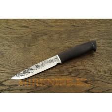 Нож Фортуна  из кованой стали 9ХС A079