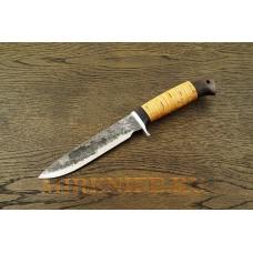 Нож Фортуна  из кованой стали 9ХС A094