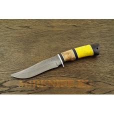 Нож Адмирал 2 из дамасской стали A095