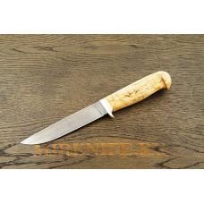 Нож Граф из дамасской стали A098